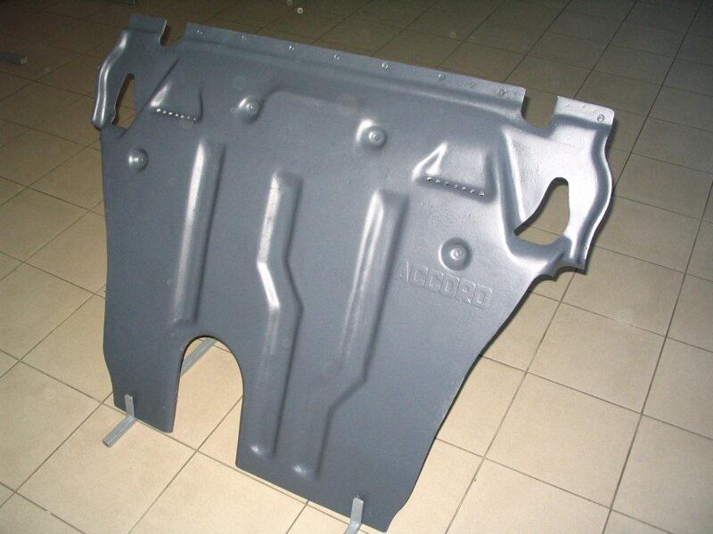 Honda Accord VIII ( 2011 - 2013 ) restyle ( 2.4 L ) Benzin motora aizsargs