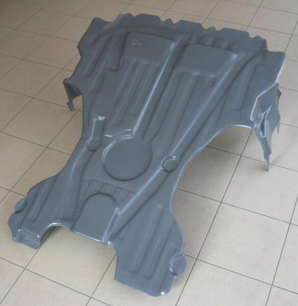 Honda Civic VIII ( 2005 - 2008 ) Hatchback motora aizsargs