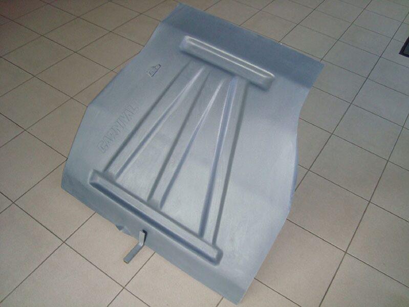 KIA Carnival I ( 2002 - 2006 ) restyle motora aizsargs