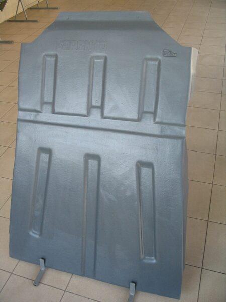 KIA Sorento I ( 2006 - 2011 ) restyle motora aizsargs