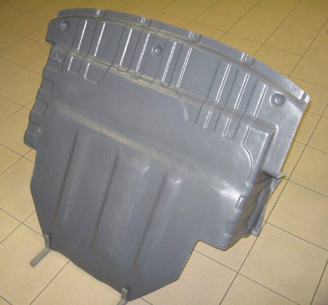 KIA Rio III ( 2015 - 2017 ) restyle motora aizsargs