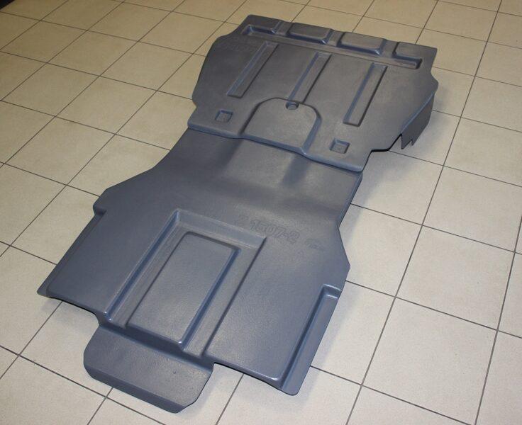 Lexus GS IV ( 2011 - 2015 ) ( 2 parts ) motora aizsargs