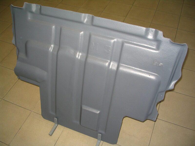 Mazda 3 I ( 2006 - 2009 ) restyle motora aizsargs