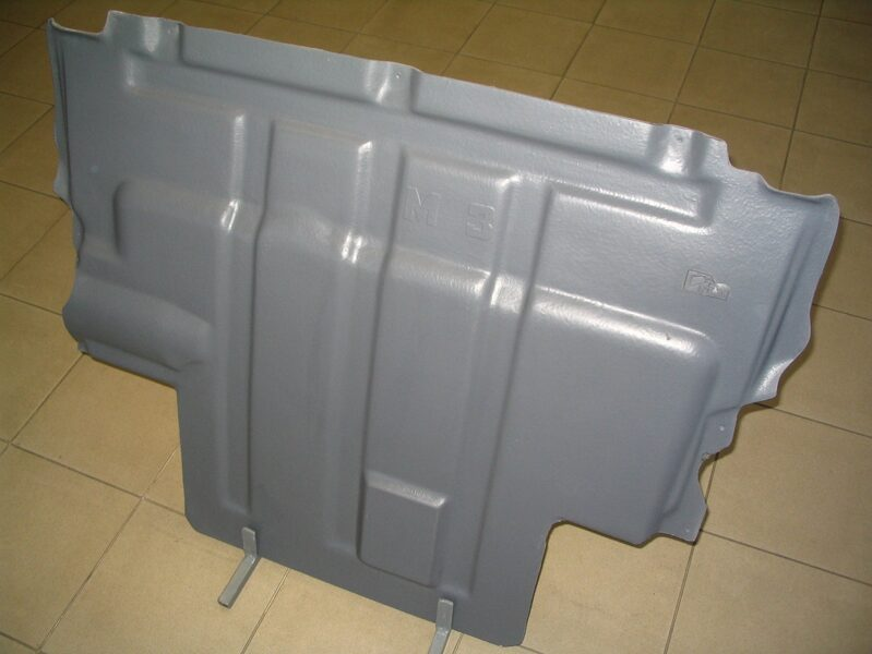 Mazda 5 I ( 2007 - 2010 ) restyle motora aizsargs