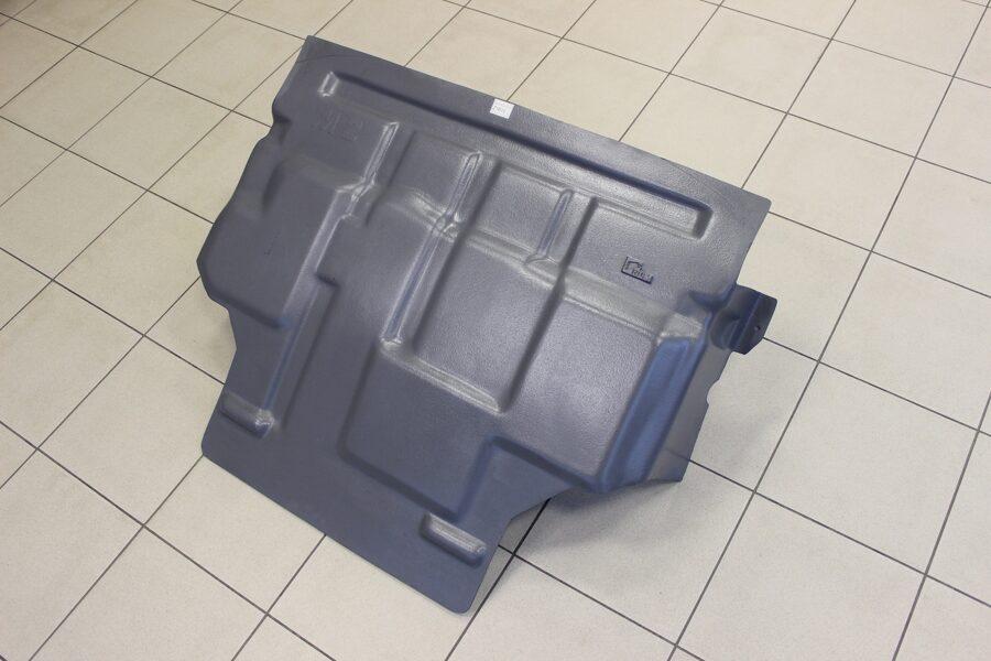 Mazda 2 II ( 2007 - 2010 ) ( Automat ) motora aizsargs