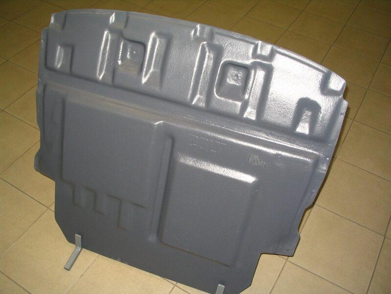 Mitsubishi Colt VI ( 2008 - 2012 ) restyle motora aizsargs