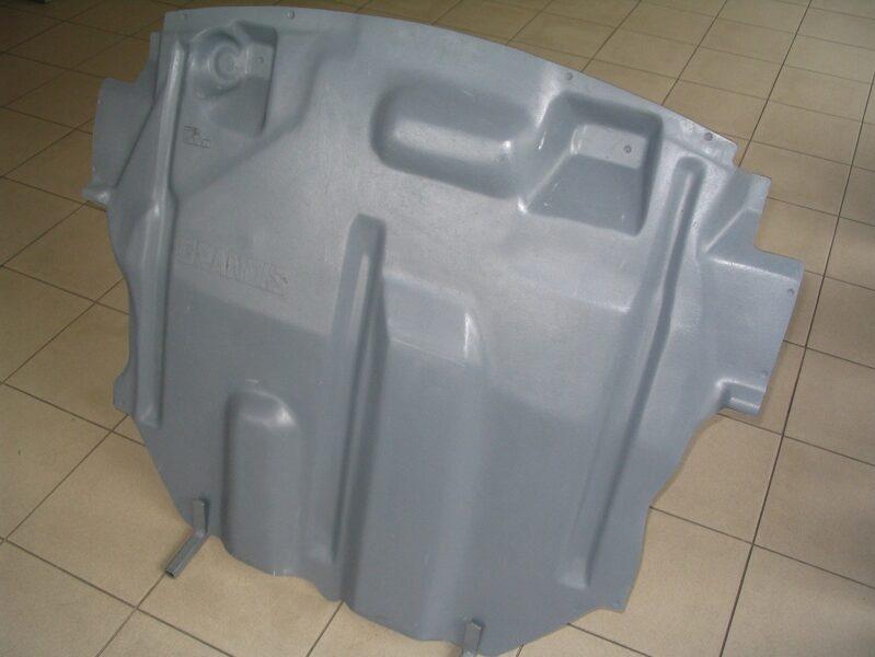 Mitsubishi Grandis ( 2003 - 2011 ) motora aizsargs