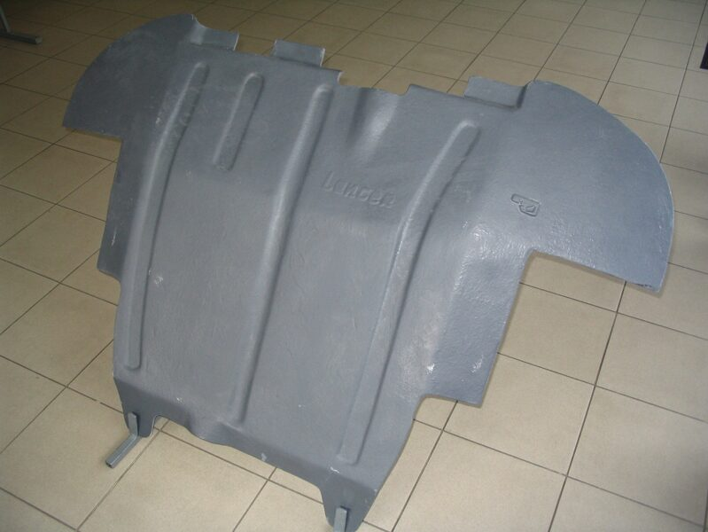 Mitsubishi Colt V ( 1995 - 2003 ) motora aizsargs