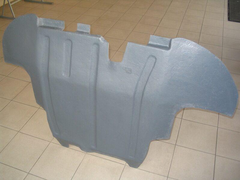 Mitsubishi Carisma ( 1999 - 2004 ) restyle motora aizsargs