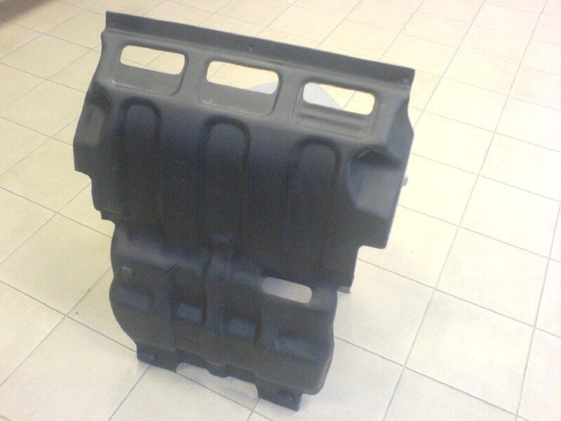 Mitsubishi L200 IV ( 2006 - 2014 ) motora aizsargs