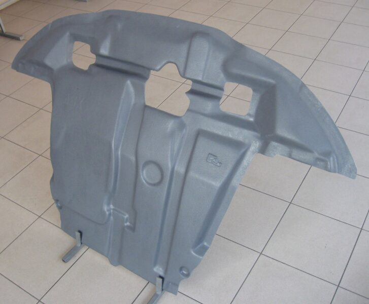 Mitsubishi ASX I ( 2012 - 2016 ) restyle motora aizsargs