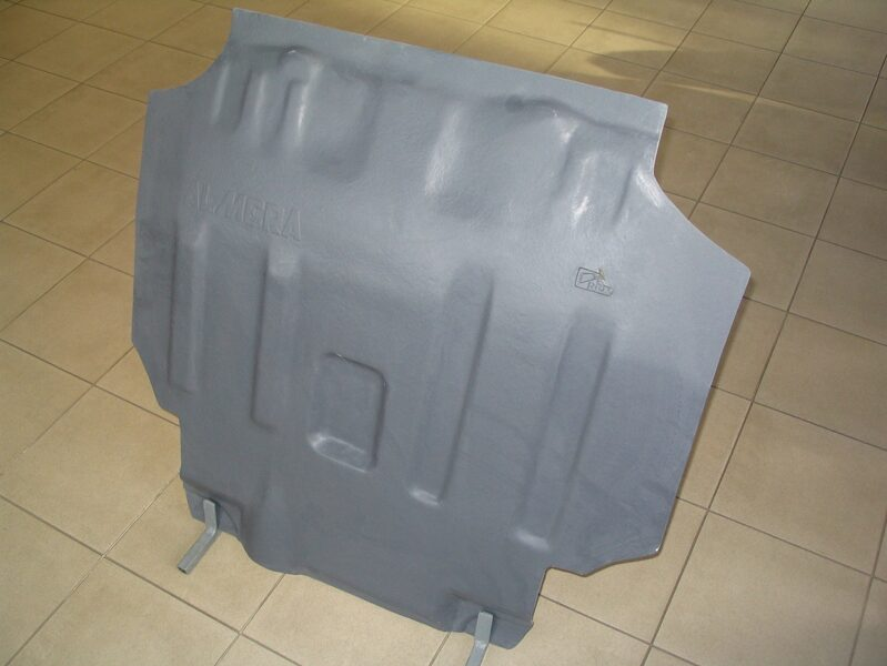 Nissan Almera II ( 2000 - 2003 ) защита картера