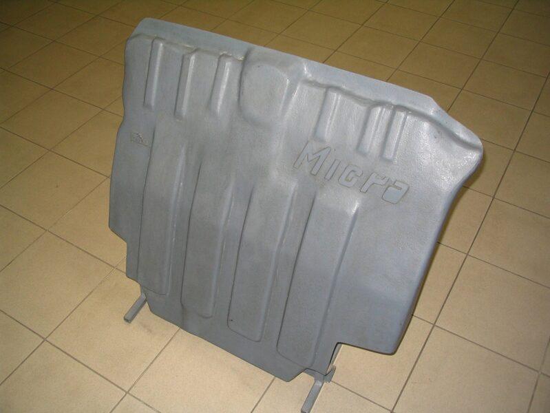 Nissan Micra II ( 1992 - 2002 ) motora aizsargs