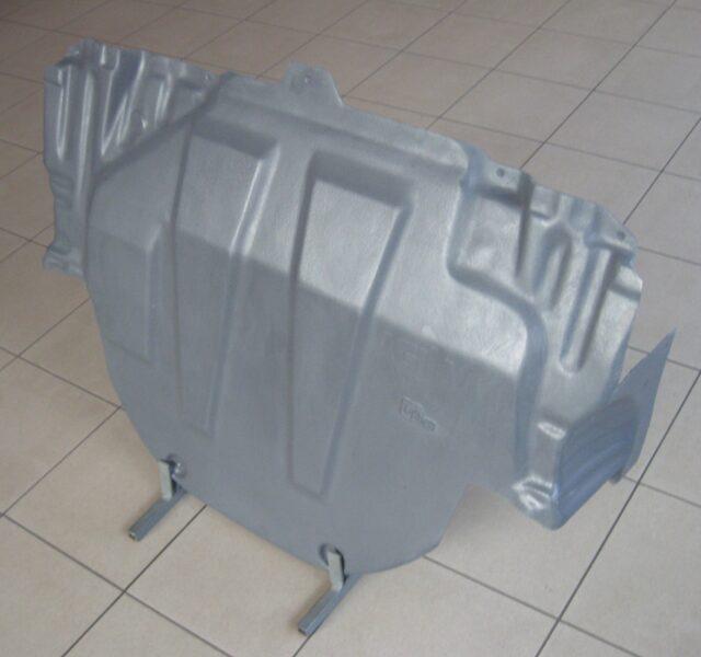 Opel Agila II ( 2008 - 2014 ) motora aizsargs