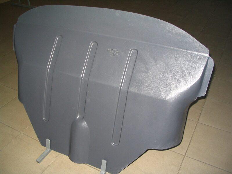Peugeot 206 ( 1998 - 2012 ) ( Benzin ) защита картера