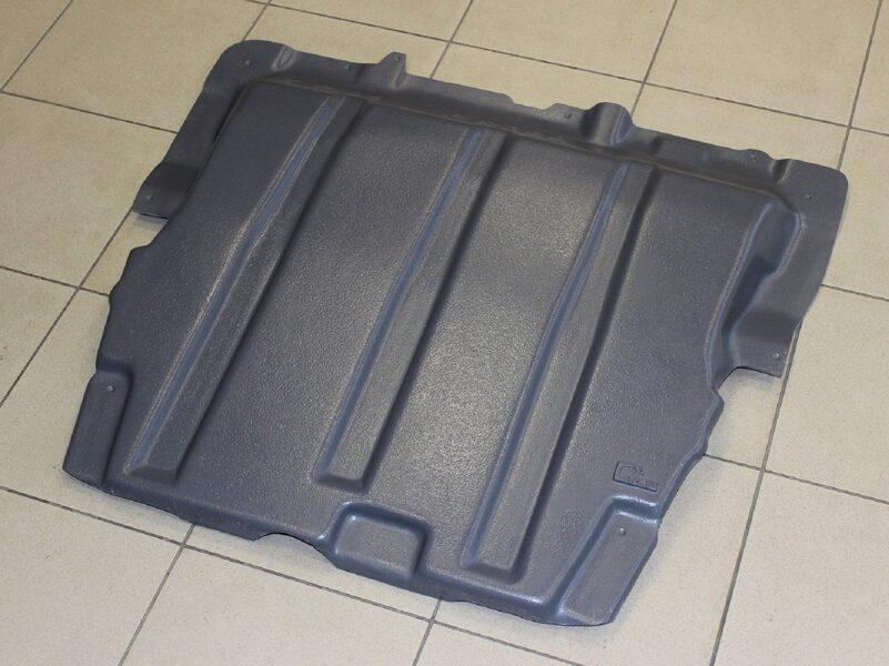 Peugeot 2008 I ( 2016 - ... ) restyle ( Automat ) защита картера