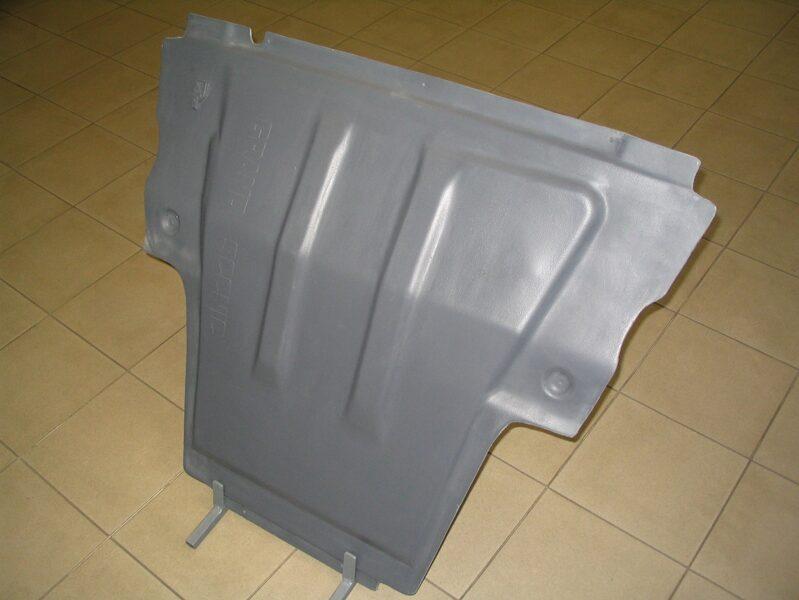 Renault Grand Scenic II ( 2006 - 2009 ) restyle motora aizsargs