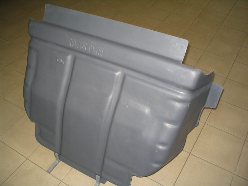 Nissan Interstar ( 2003 - 2010 ) restyle motora aizsargs