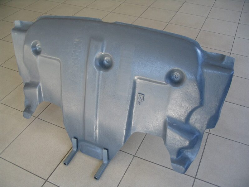Subaru Impreza II ( 2000 - 2002 ) motora aizsargs