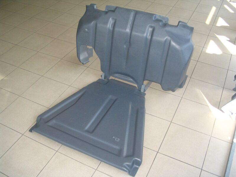 Subaru Forester III ( SH ) ( 2011 - 2013 ) restyle ( 2 parts ) ( EPS ) motora aizsargs