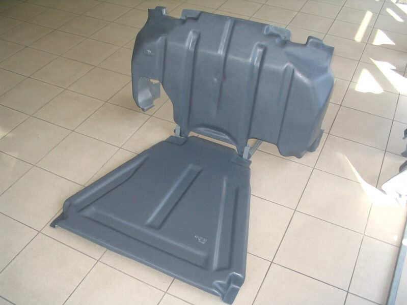 Subaru Forester III ( SH ) ( 2007 - 2011 ) ( 2 parts ) ( EPS ) motora aizsargs