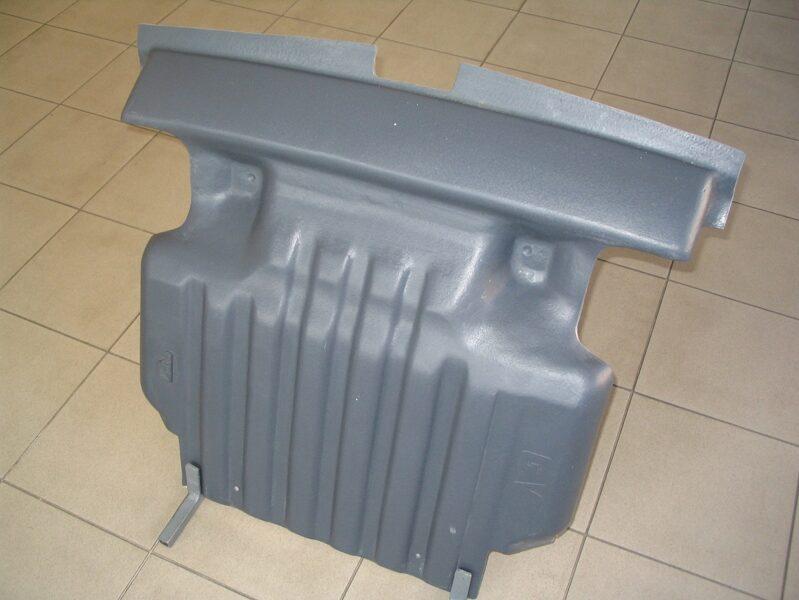 Suzuki Grand Vitara II ( 2000 - 2006 ) restyle motora aizsargs