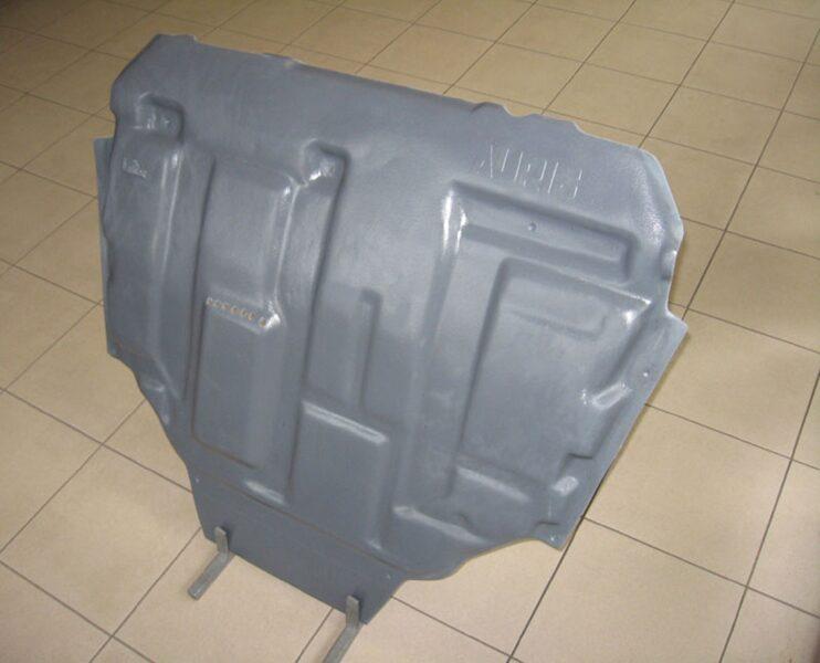 Toyota Auris I ( 2006 - 2010 ) защита картера