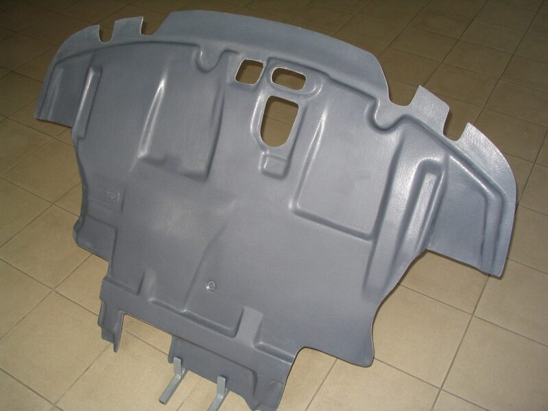 Volvo S40 I ( 1995 - 1999 ) motora aizsargs