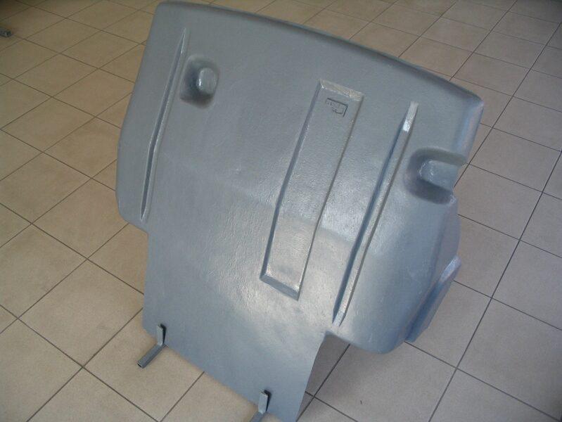 Seat Ibiza II ( 1999 - 2002 ) restyle ( Benzin ) motora aizsargs