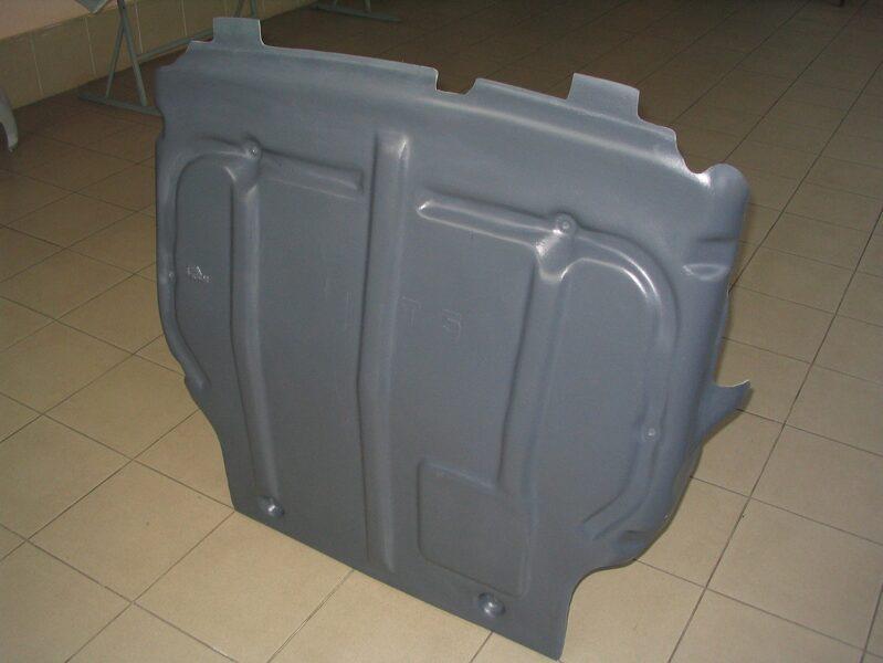 Volkswagen Caravelle ( T5 ) ( 2003 - 2009 ) motora aizsargs