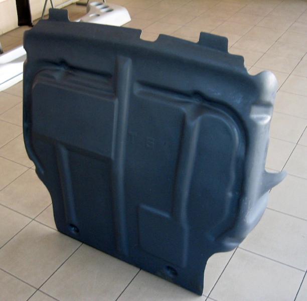 Volkswagen Caravelle ( T5 ) ( 2009 - 2015 ) restyle motora aizsargs