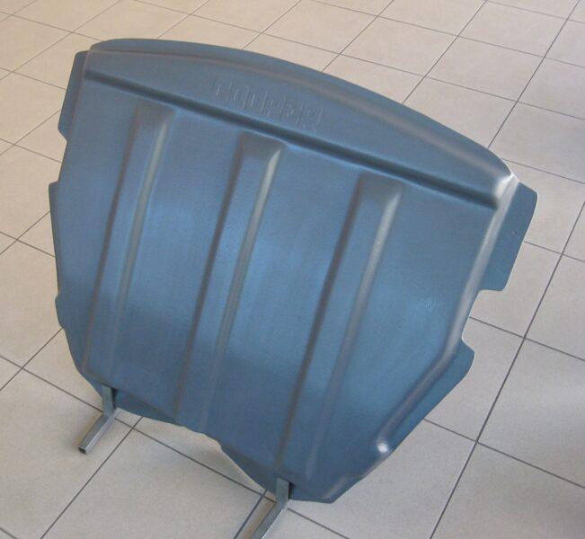 Mini Clubman ( R55 ) ( 2010 - 2014 ) restyle motora aizsargs