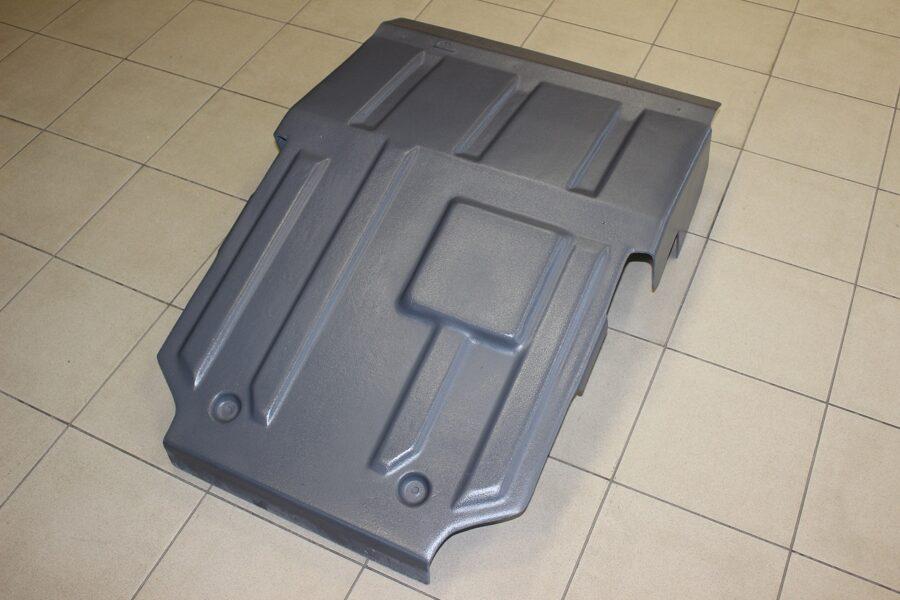 Jeep Commander ( 2005 - 2010 ) motora aizsargs