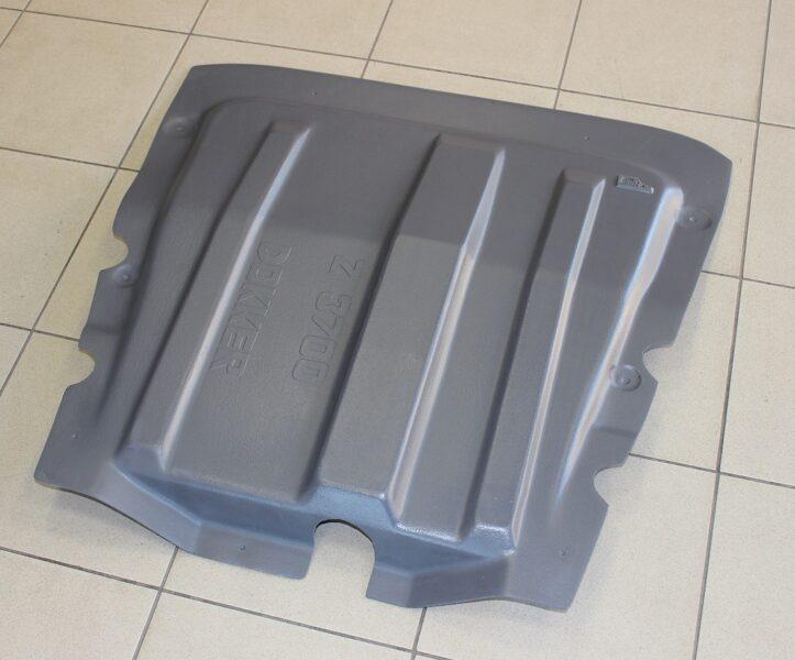 Dacia Sandero II ( Stepway ) ( 2016 - ... ) restyle motora aizsargs