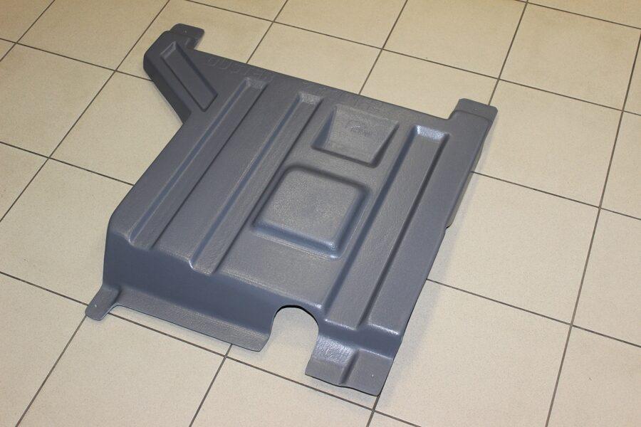 Dacia Duster II ( 2017 - ... ) ( Diesel ) droseļvārsta aizsargs